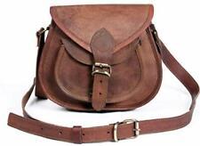Women's Goat Leather Travel Shoulder Handbag Satchel Messenger Shopping Purse
