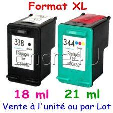 Cartouches d'encre compatible Photosmart 320 325 330 ( HP 338 XL HP 344 XL )