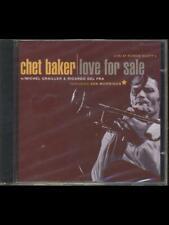 CD JAZZ LOVE FOR SALE  CHET BAKER GEMA 0000