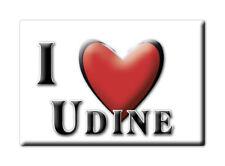 CALAMITA FRIULI VENEZIA GIULIA FRIDGE MAGNET MAGNETE SOUVENIR LOVE UDINE (UD)