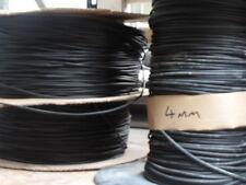 NEOPRENE SPUGNA Cord 3mm e 4mmDia 1mtr lunghezze