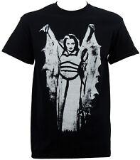 8a9e8af3d919 Authentic THE MUNSTERS Tv Show Munster Lily Bat Wing T-Shirt S M L XL 2XL  NEW