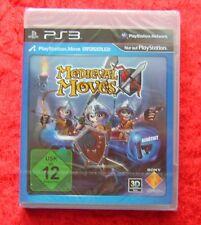 Medieval Moves, PS3, PlayStation 3 Spiel, Neu, Deutsche Version