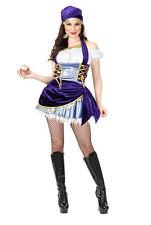 MYSTIC GYPSY HALLOWEEN COSTUME WOMEN'S ADULT X-SMALL