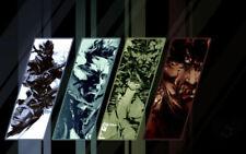 154213 Metal Gear Game Art Wall Print Poster CA