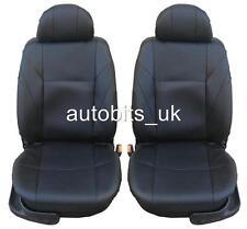 Cubiertas de asiento de cuero Premium para VW Caddy Transporter T5 Multivan Caravelle