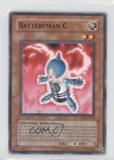 2005 Yu-Gi-Oh! Cybernetic Revolution #CRV-EN030 Batteryman C YuGiOh Card