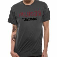 Men's SHINING omicidio Grigio T-shirt