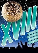 Mystery Science Theater 3000: XVIII (DVD, 2010, 4-Disc Set)