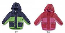 Sterntaler Regenjacke blau-grün oder rot-pink gefüttert 5651415, Neu