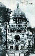 """"""" BERGAMO : Alta Cappella B. Colleoni """" Periodo Anni 20"""