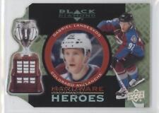 2012-13 Upper Deck Black Diamond Hardware Heroes #HH-GL Gabriel Landeskog Card