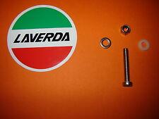 Laverda 1000 3C 3CL Jota Mirage Triple 180 Choke lever Stainless Screw FREEPOST