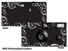 5 Midnight Elegance Disposable Cameras-wedding camera/anniversary