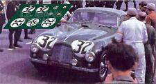 Calcas Aston Martin DB2 Le Mans 1952 32 1:32 1:43 1:24 1:18 decals