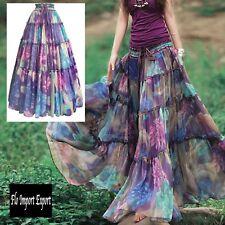 Gonna Lunga e Vestito Donna Alta Qualità Woman Maxi Skirt and Dress BOSHS02