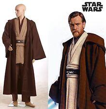 Star Wars Obi-Wan Kenobi Jedi TUNIC Costume Nuovo Speciale offerta Size S-3XL