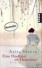 Anita Shreve  - Eine Hochzeit im Dezember