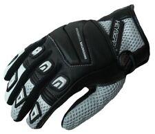 Heyberry Motorrad Handschuhe Motorradhandschuhe Sommer schwarz weiß M L XL
