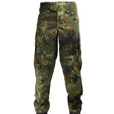 New LK Flecktarn Camo Cargo Trousers, Explorer