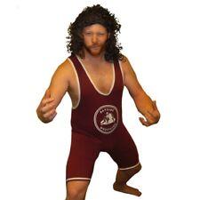A.C. Slater Bayside Wrestling Singlet Saved By The Bell Wrestler Costume Tigers