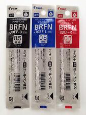 Pilot Oil Based Ball Point Pen Refill BRFN-30EF 0.5mm 1 Refill per Pack