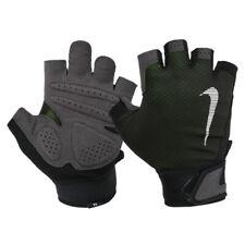 Nike Men's Ultimate Heavy-Weight Training Gloves Half Finger Fitness GYM Black