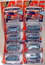 "Matchbox ""Premiere"" Serie VW Microbus New York Set 2002"
