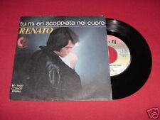 RENATO - TU I ERI SCOPPIATA NEL CUORE - CLAN 45 ITALIAN
