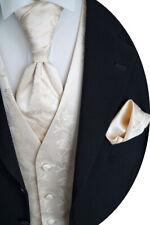 VESTE DE MARIAGE AVEC PLASTRON,Pochette costume et cravate,nr.5.1 tailles : 44
