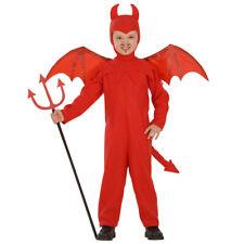 Little Devil Costume Childrens Fancy Dress Small Satan