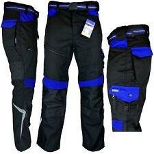 Arbeitshose Goodyear Bundhose Schwarz Blau Schutzkleidung PNT010 Hose Gr. 46-58
