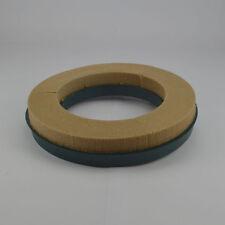 "FLORAL DRY FOAM (PLASTIC BACKED) WREATH RINGS (12"") FUNERAL OASIS TYPE SKU 1182"