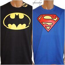 Superman & Batman children's teeshirts, kids t- shirts, urban hiphop tees 3-13yr