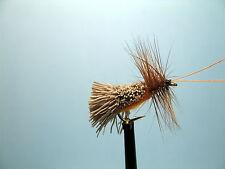 Faisan queue sec fly truite /& ombres pêche à la mouche mouches par libellules