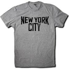 NEW YORK CITY T-Shirt - Classic Tee just like John Lennon in ICONIC 70's photo