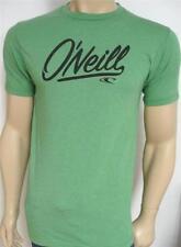 O'Neill Sinatra Tee Shirt Mens Green Classic Fit T-Shirt New NWT