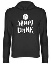 Slam Dunk Basketball Hooded Top Mens Womens Unisex Hoodie