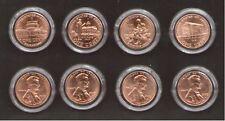 USA $1 cent 2009 'Abraham Lincoln' molte varianti