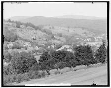 Photo of General view of Fleischmann's Catskill Mountains N Y 1904 Detriot Pub