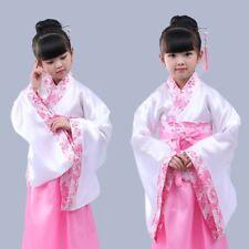 filles ancien Chinois dramaturgic Han Fu Costume de princesse robes de soirée