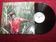 "LP OSCAR D'LEON ""Con dulzura..."" TOP THIS TH-AMF 2241 - VENEZUELA µ"