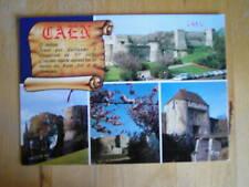 carte postale caen le chateau fondé par guillaume
