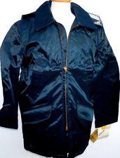 Winter Industrial Work Parka - Golden Fleece #9166- Navy- USA- 40T- 58R- 58-TALL