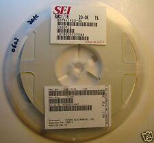 SEI 0603 Resistor 20K Reel, 1%, RMC1/16 20-0K, 5000pcs