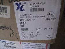 12X3 Bulk Hwh Self Drilling Screw 1500Pcs(Aa8065-1)