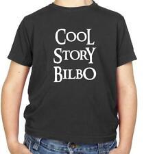 Cool Story Bilbo Kids T-Shirt - Baggins - Film - Book - Cool Story Bro - Gift