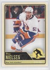 2012-13 O-Pee-Chee #441 Frans Nielsen New York Islanders Hockey Card
