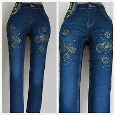 """Jeans,Jeanshose,Mädchen,Kinder,Gr.86,92,98,110,116,122,134,146""""Girls"""""""