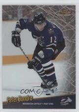 1998 Topps Finest No-Protector #52 Peter Bondra Washington Capitals Hockey Card